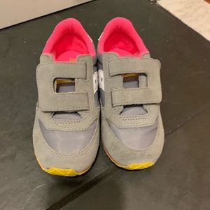Saucony jazz toddler size 10